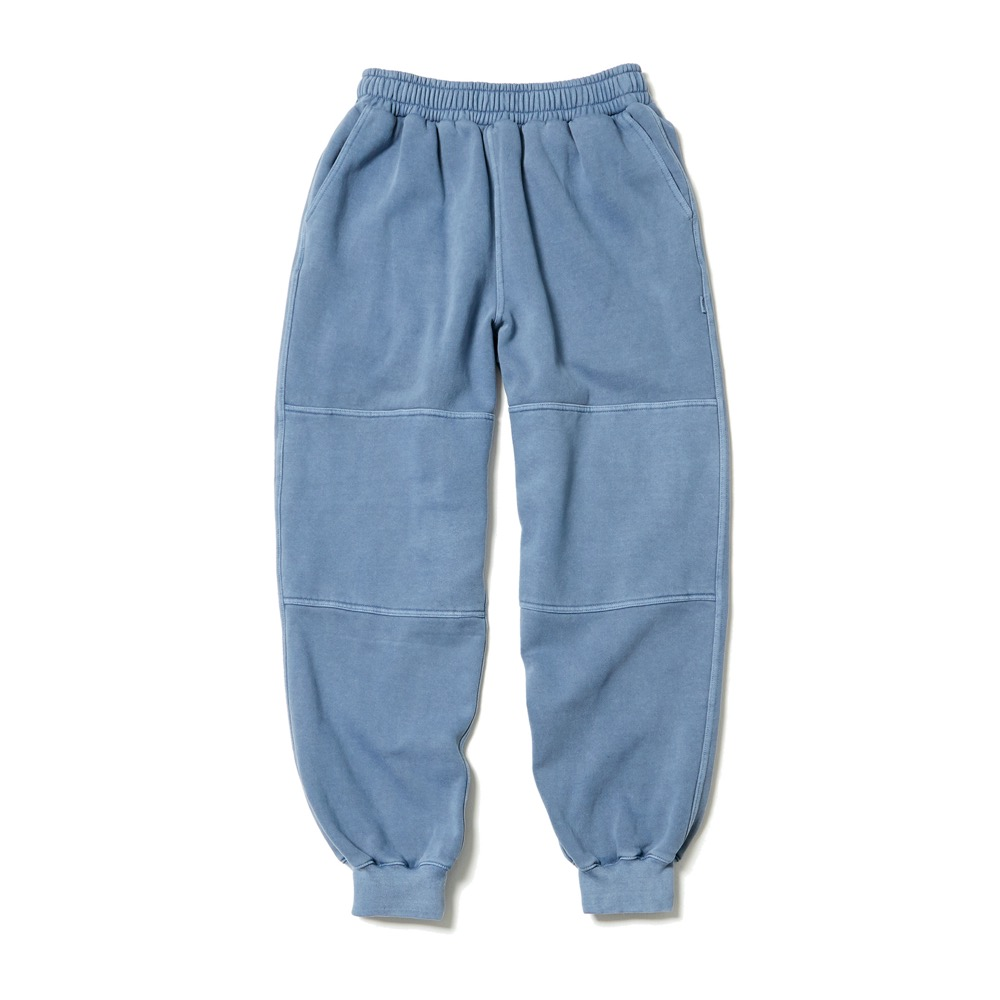 Garment Dyed Sweat Pants - Pacific