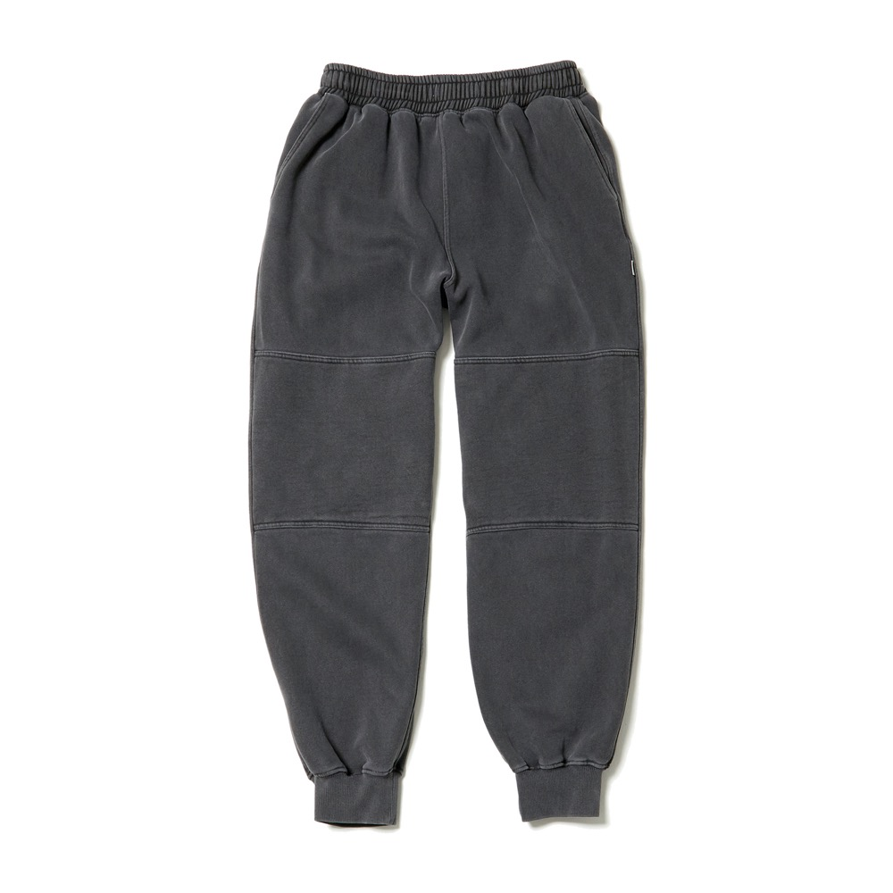 Garment Dyed Sweat Pants - Charcoal