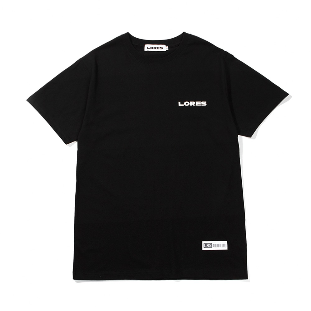 Logo S/S T-shirts - Black