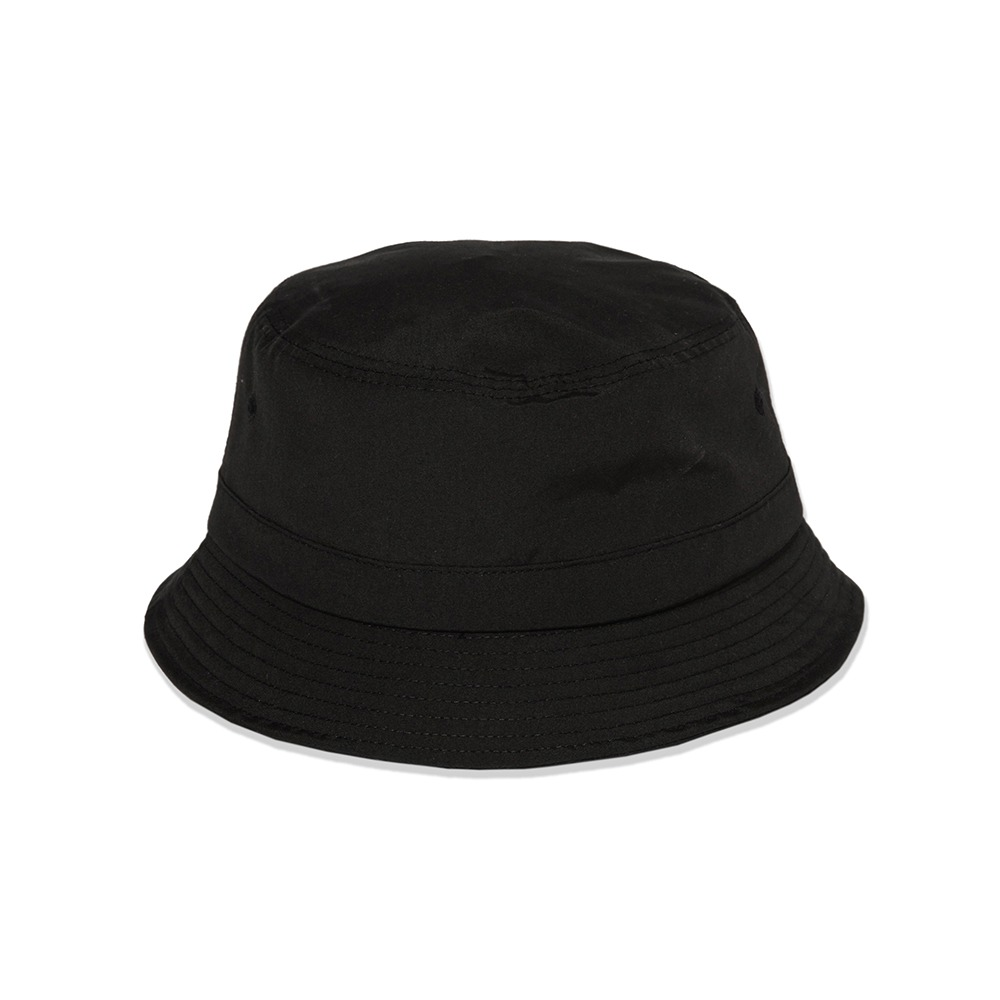 Nylon Bucket hat - Black