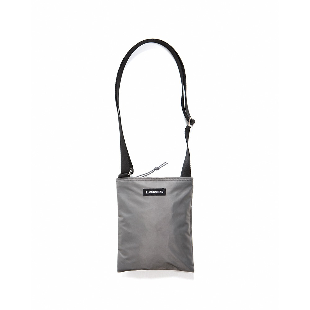 Shouder Bag - Charcoal Grey