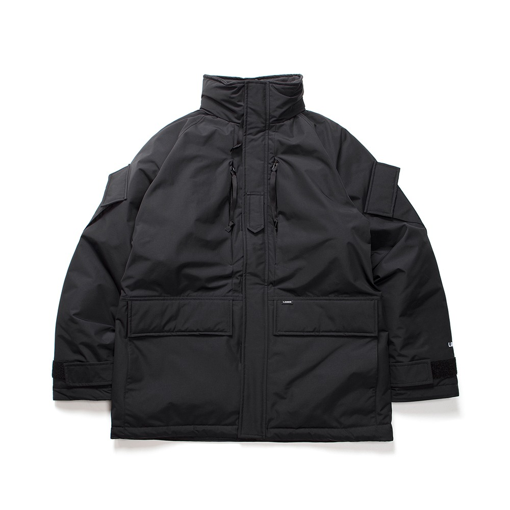 Extreme Cold Weather Parka - Black