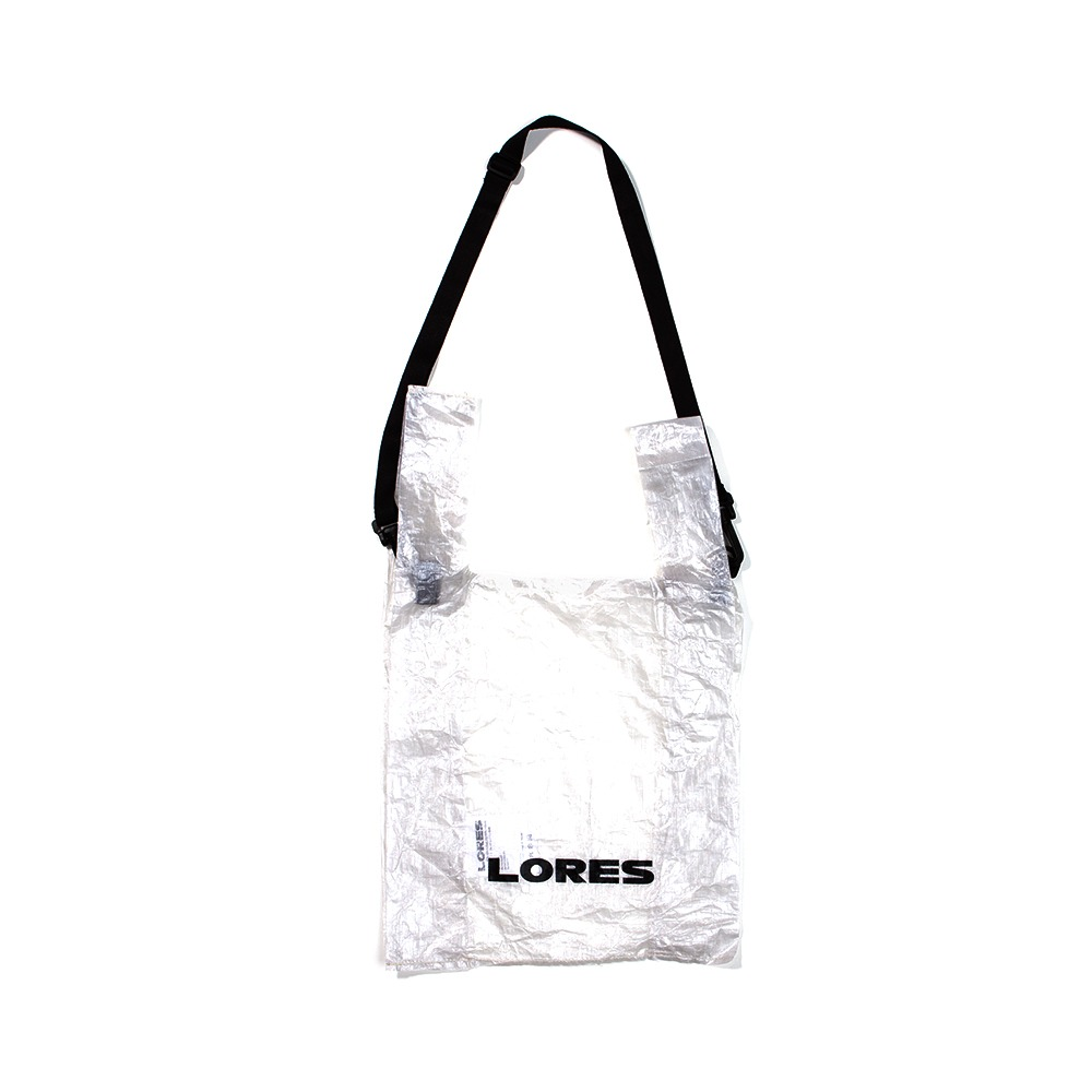 Dyneema Shoulder Large Bag - Logo