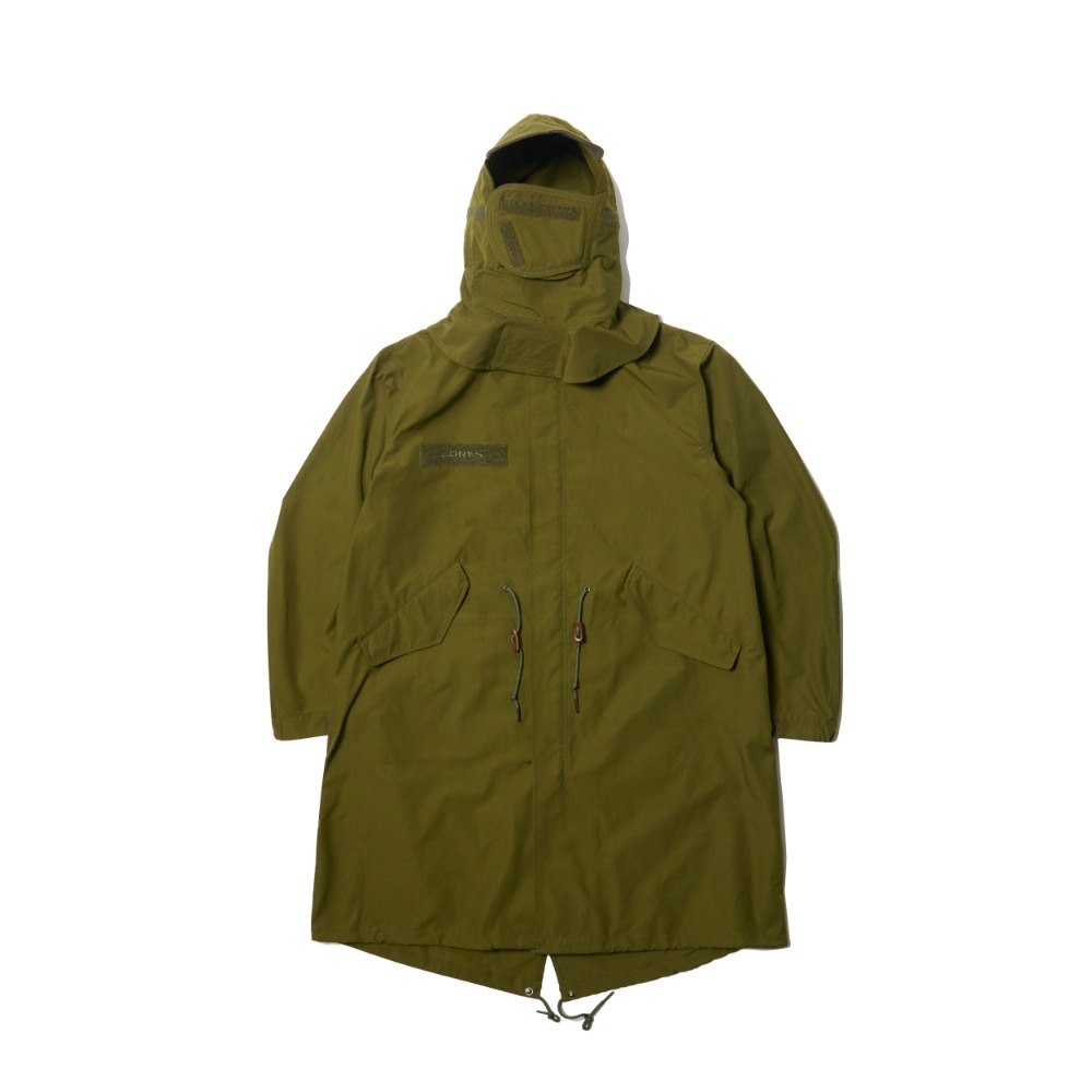 Mask M51 Mods Coat - Olive