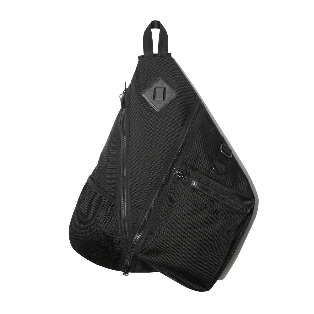 Harness Body Tri-Bag - Black