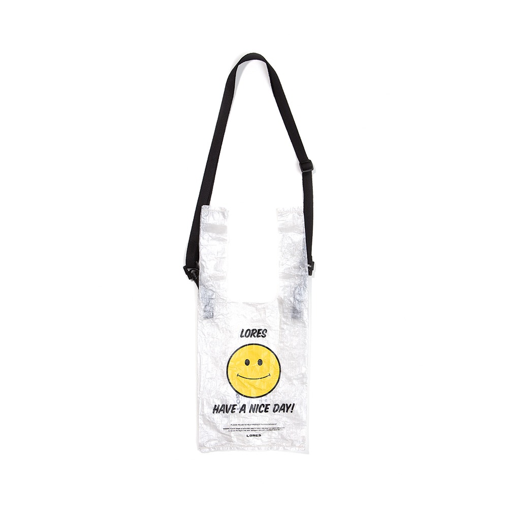 Dyneema Shoulder Small Bag - Smile