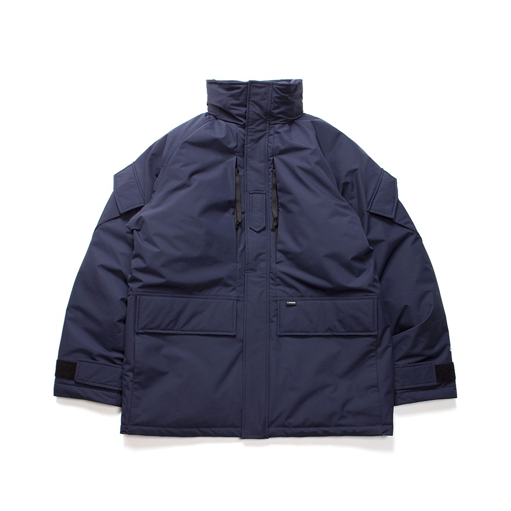 Extreme Cold Weather Parka - Dark Navy